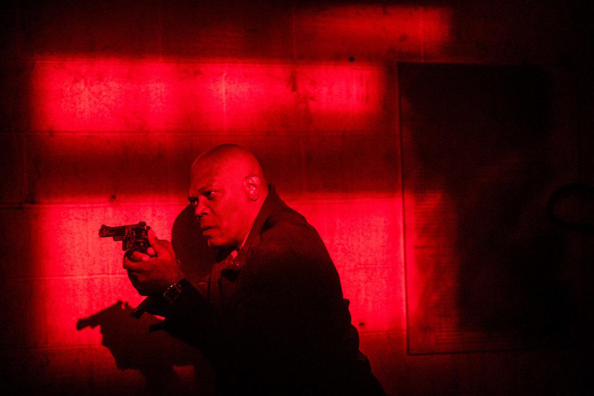 Samuel L. Jackson as Marcus Banks.