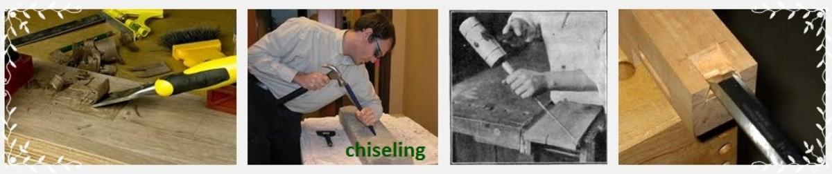 chiseling via