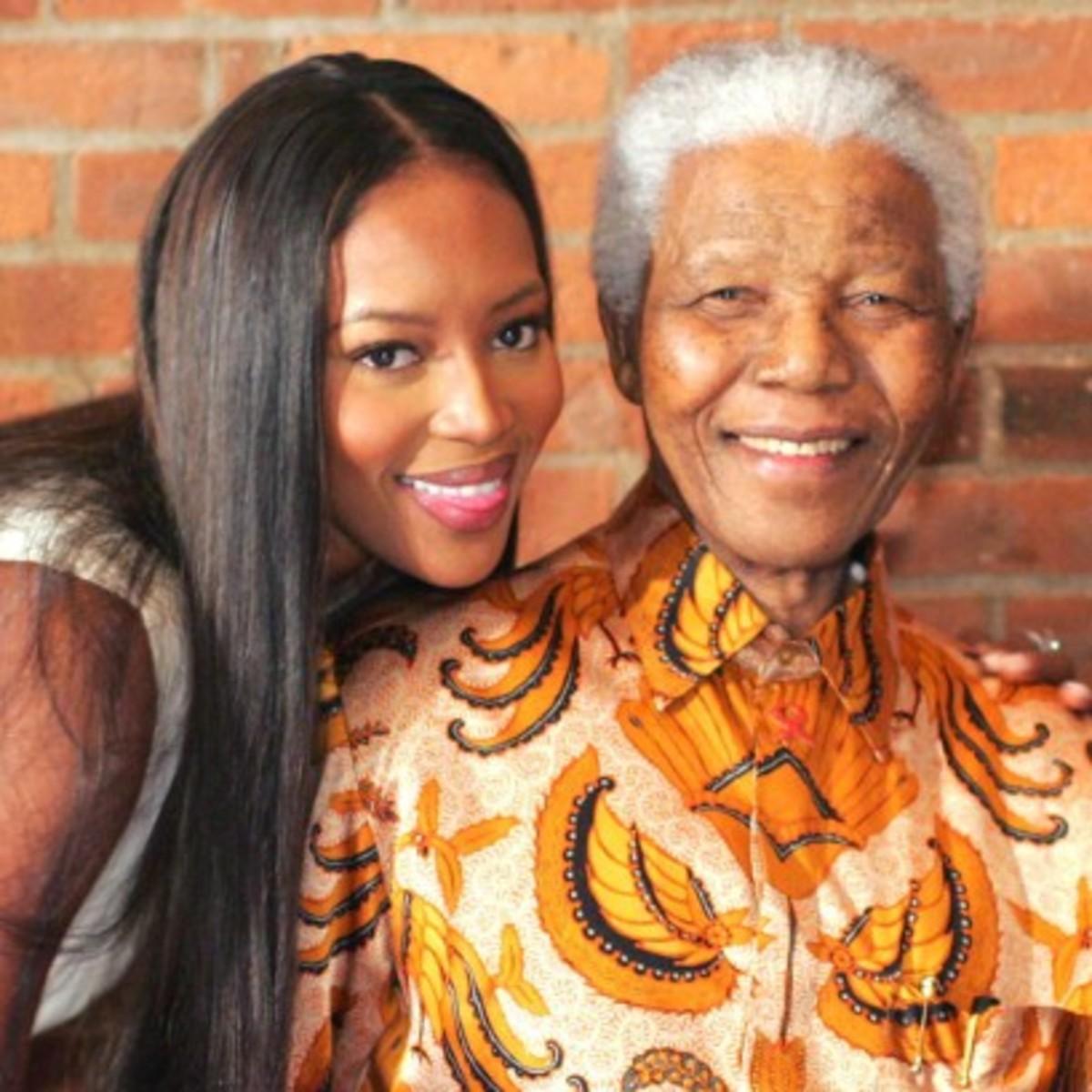 INTERNATIONAL MANDELA DAY: Remembering The Late Nelson Mandela