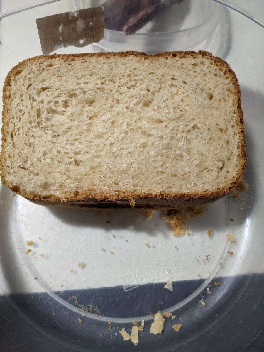Homemade Bread - No Way - Yes Whey