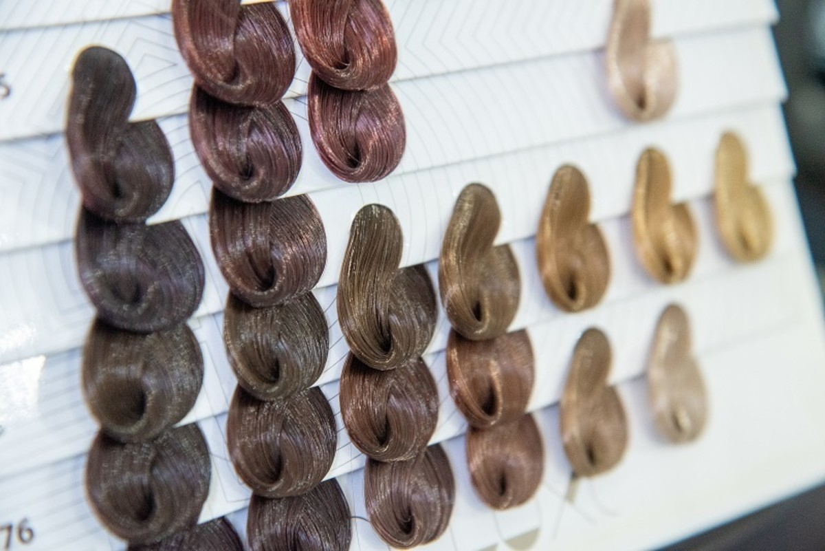 Choosing the right dye ensures that your new color turns out correct.