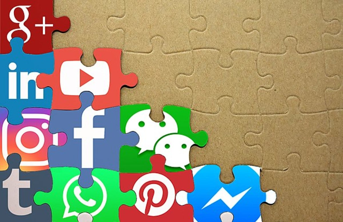 There are several social media that can used to promote our online business.