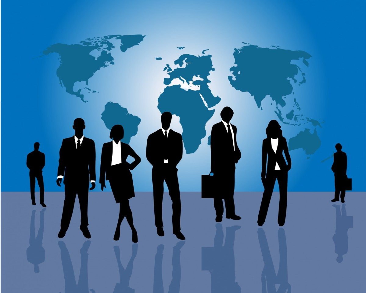 Online Business can be done around the world and dealing with different type of person or customer.