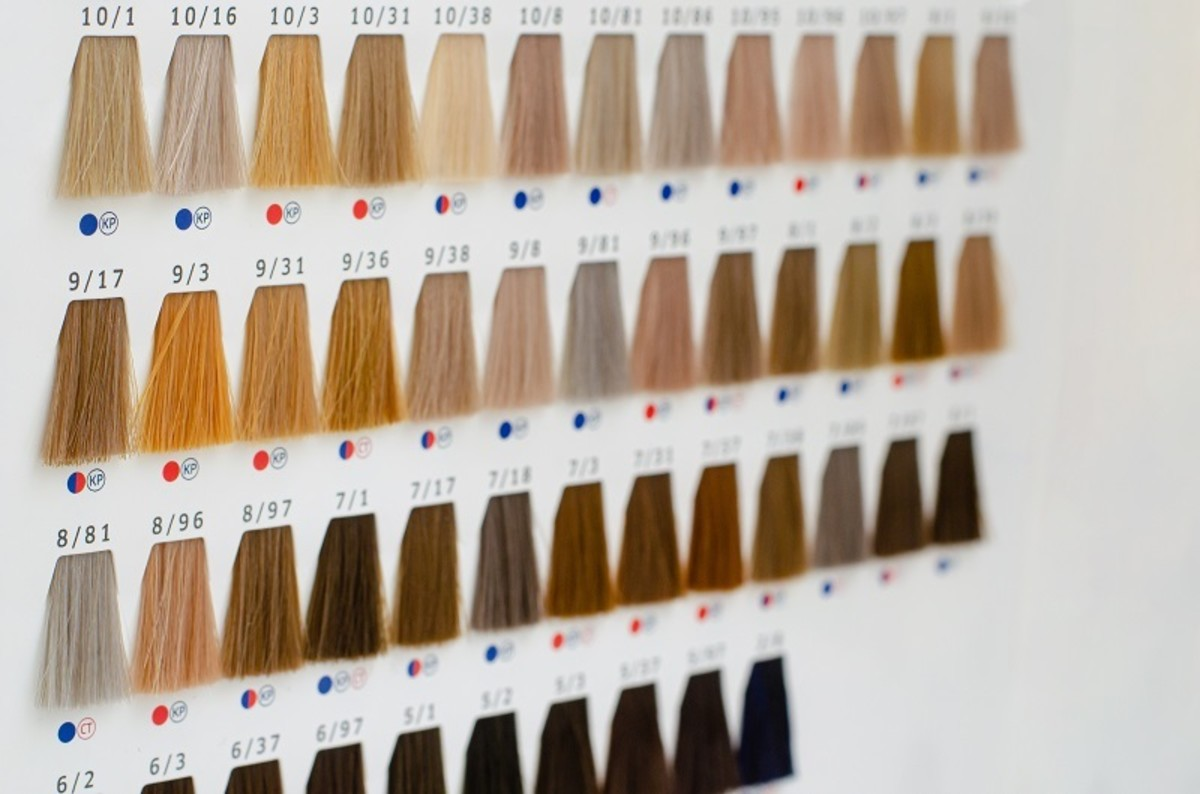 Choosing the right shade of dye is crucial to getting a great result at home.