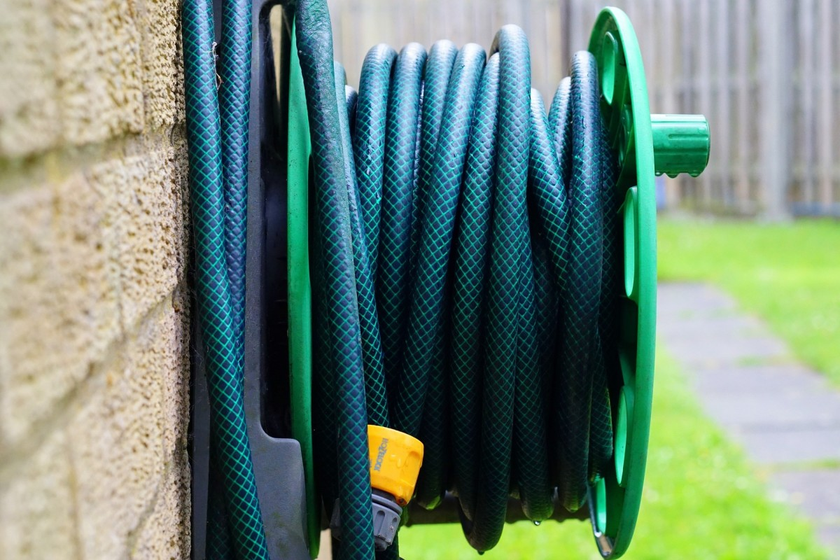 Garden hoses may contain lead.
