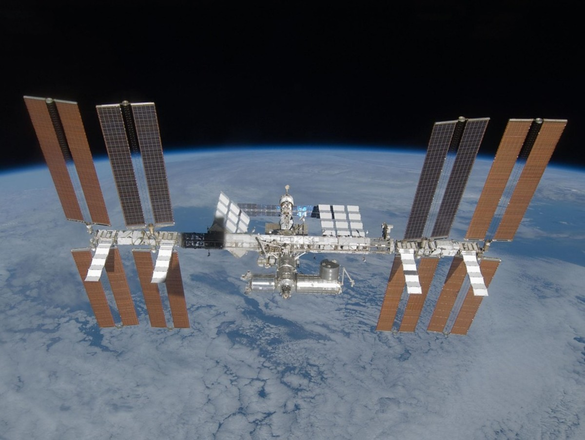 10 Unusual Facts About the International Space Station
