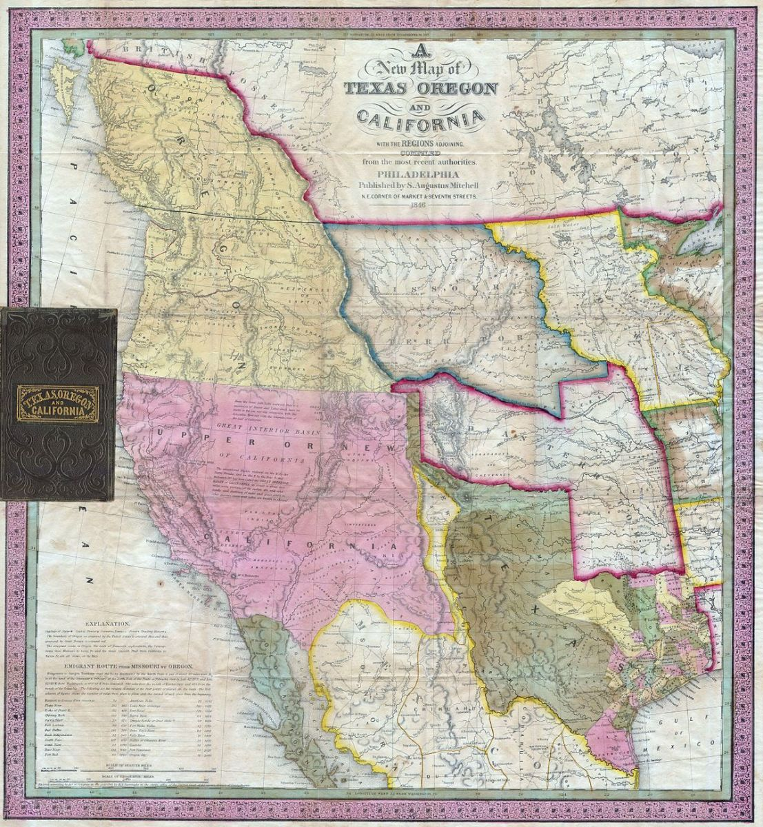 The Colonization of California - France, Prussia, Russia, and England