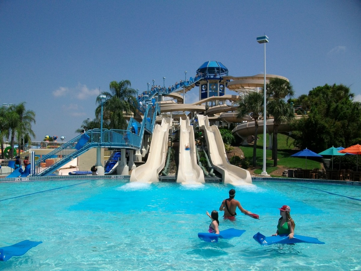 Best Water Parks in North Carolina