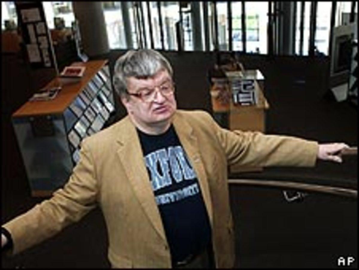 Kim Peek, the late mega-savant
