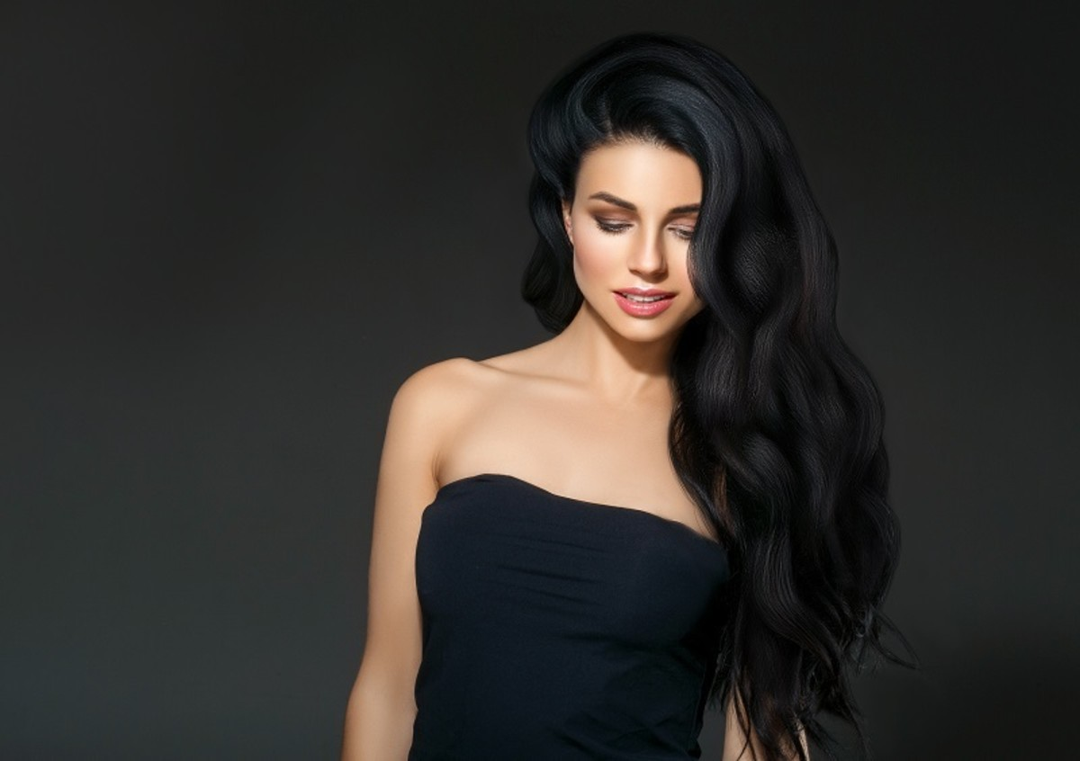 Black hair can look great but sometimes you might just want a change.