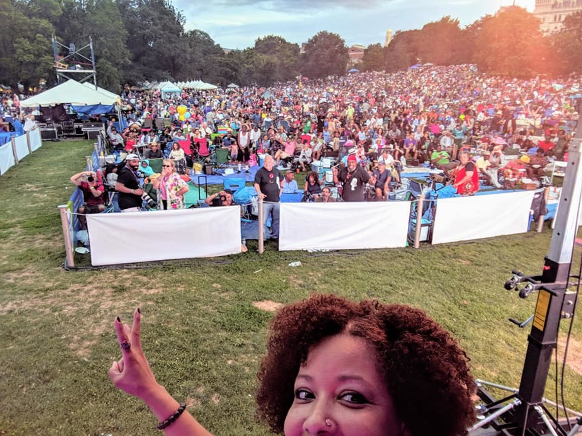 "Get ready for The Greater Hartford Festival of Jazz, ""A Mixed Bag of Jazz"" at Hartford CT's Bushnell Park, July 19-21, 2019"