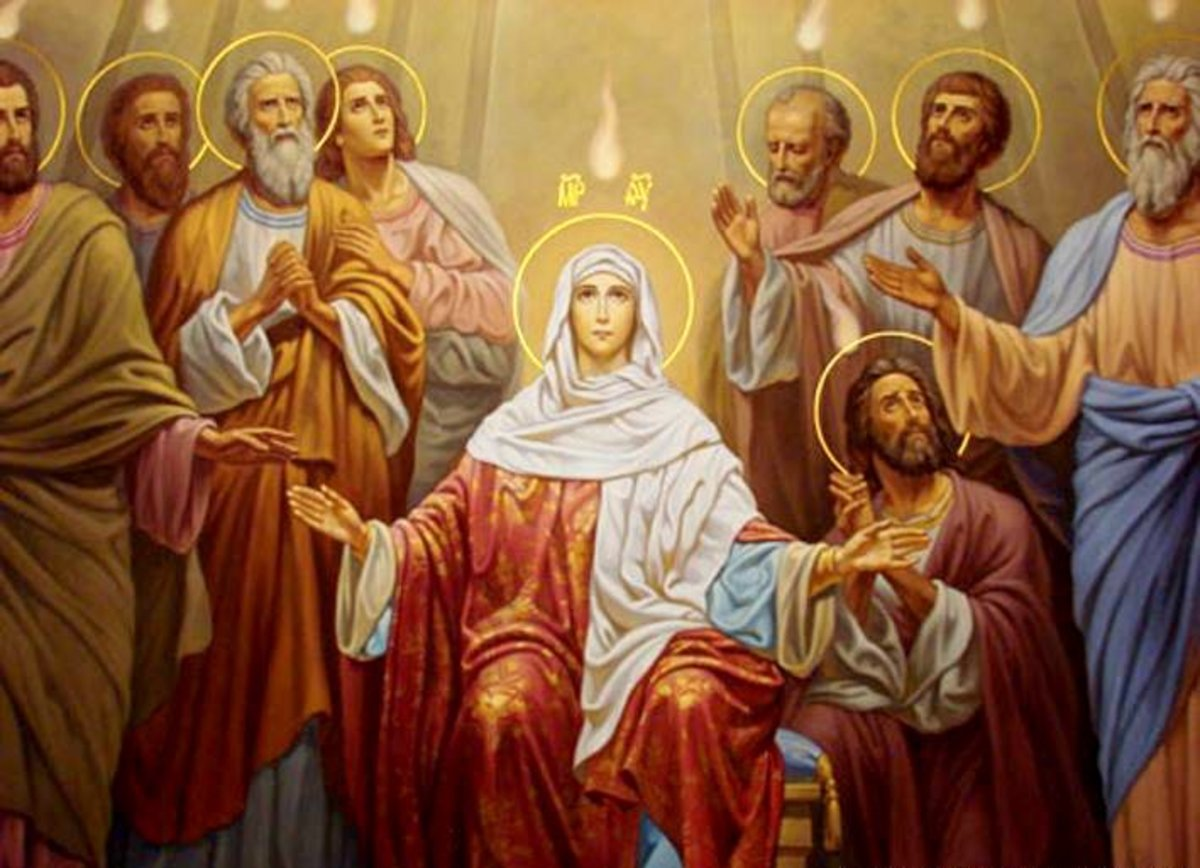 Pentecost Sunday and the Gifts of COVID-19