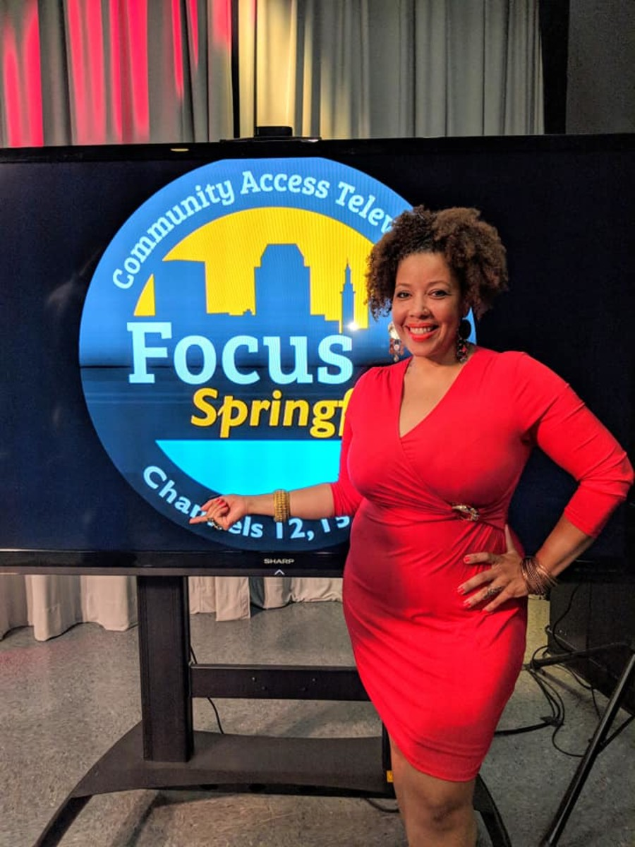 Focus Springfield Community TV! #emcee