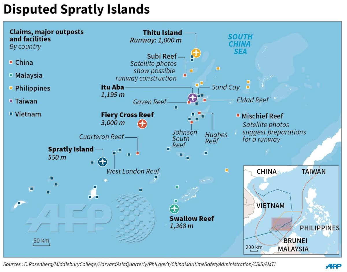 Is China's South China Sea A Forgone Conclusion?