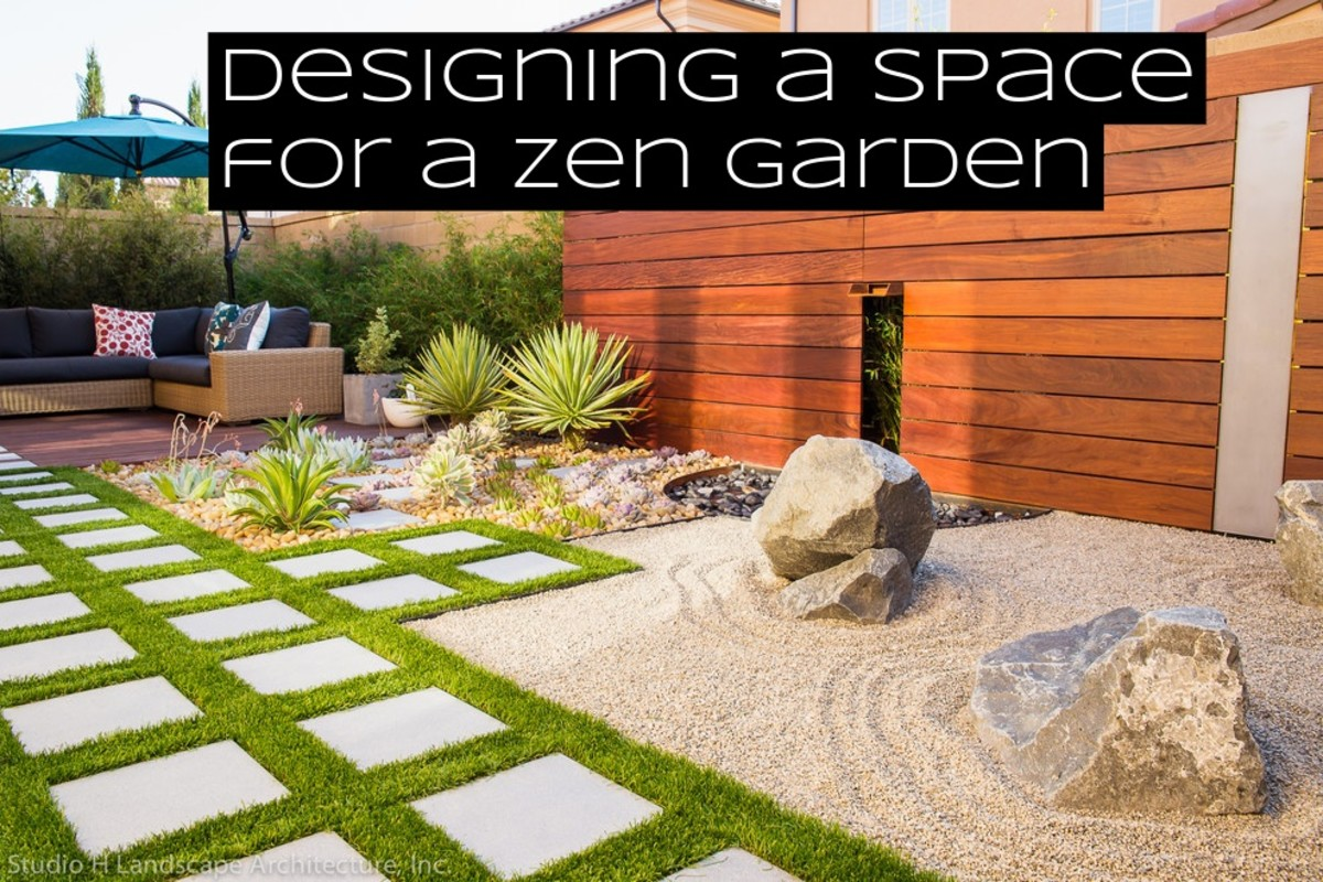 Everything You Need for a Zen Garden