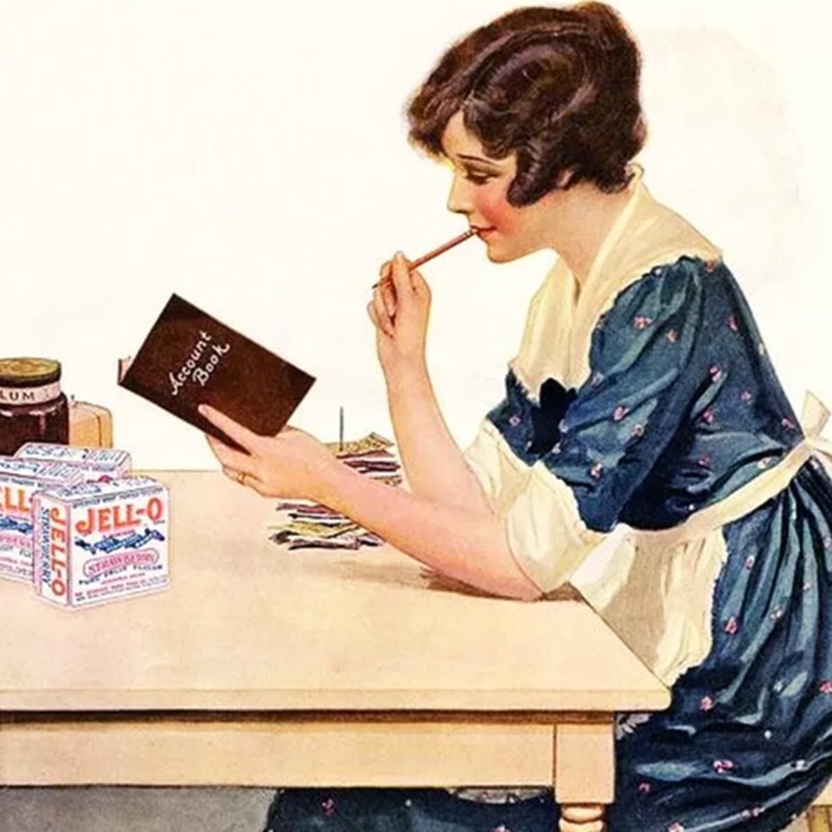 Selecting a Jell-O recipe