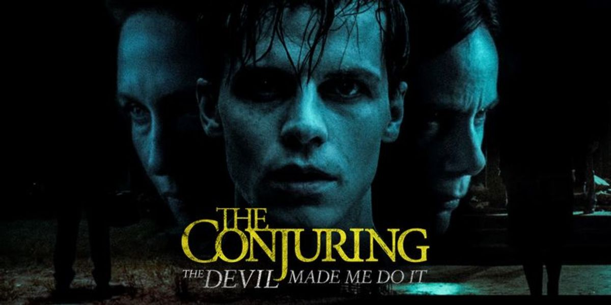 The Trial of Arne Cheyenne Johnson - the True Story Behind the Conjuring: The Devil Made Me Do It
