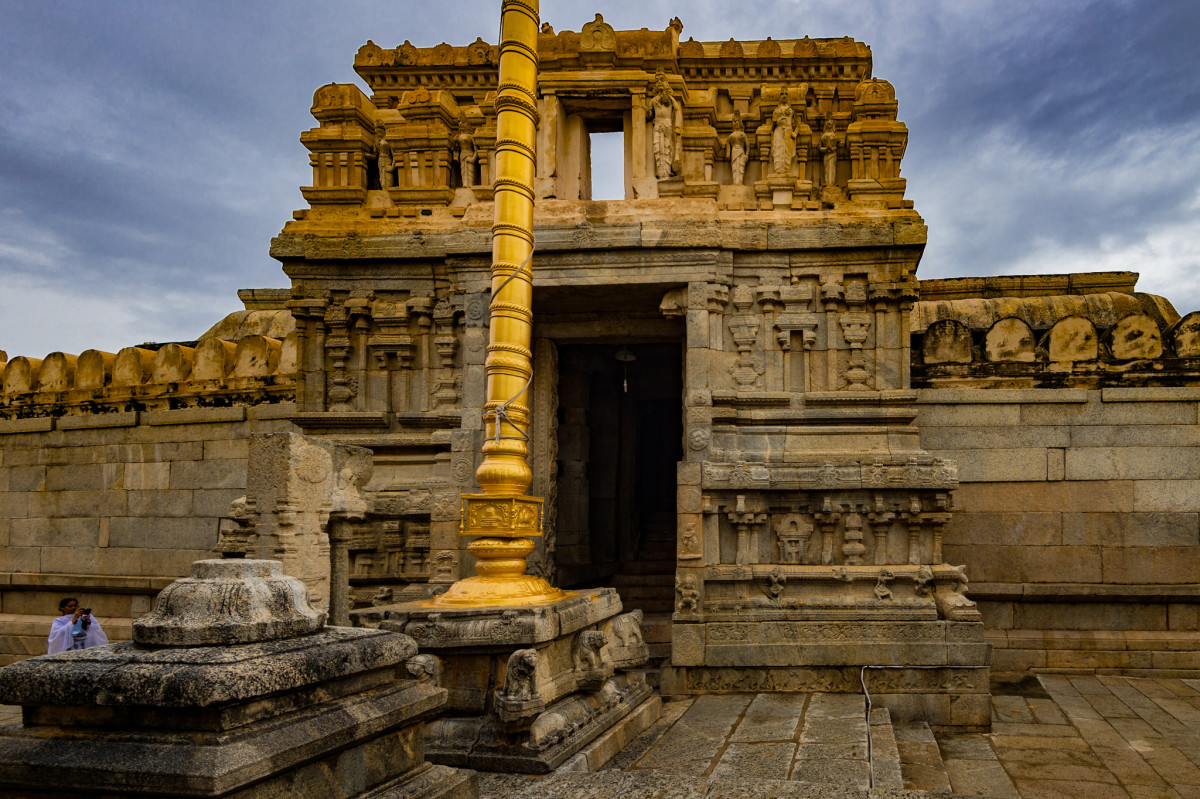 The Fascinating Secrets of the Hanging Pillar Temple in India