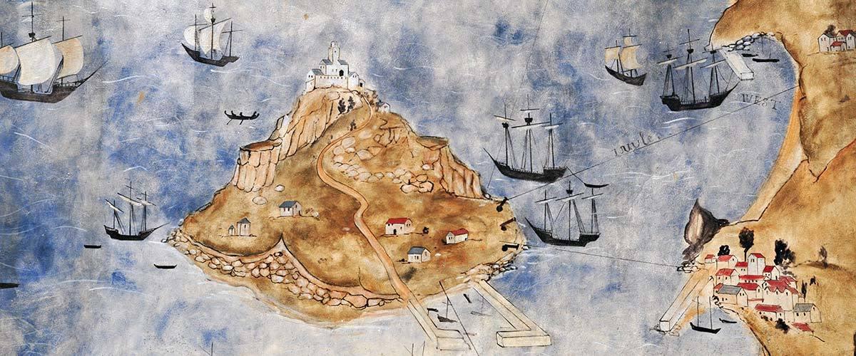 Mount St. Michael's Castle