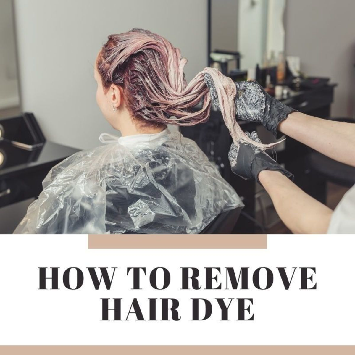 If you're trying to change your look, dying your hair is one of the quickest ways, but removing it can be tricky.