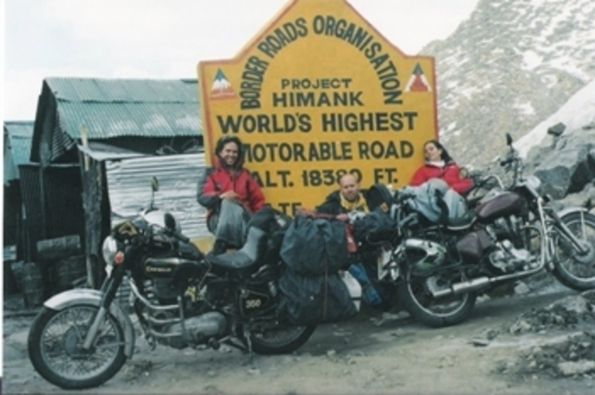 Top of Khardung La