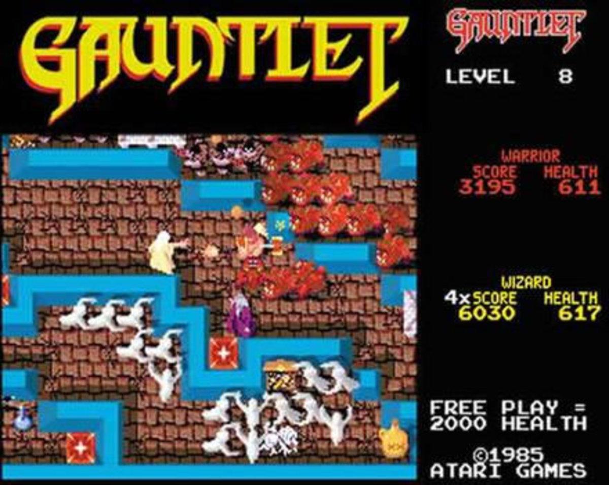Gauntlet: 1985