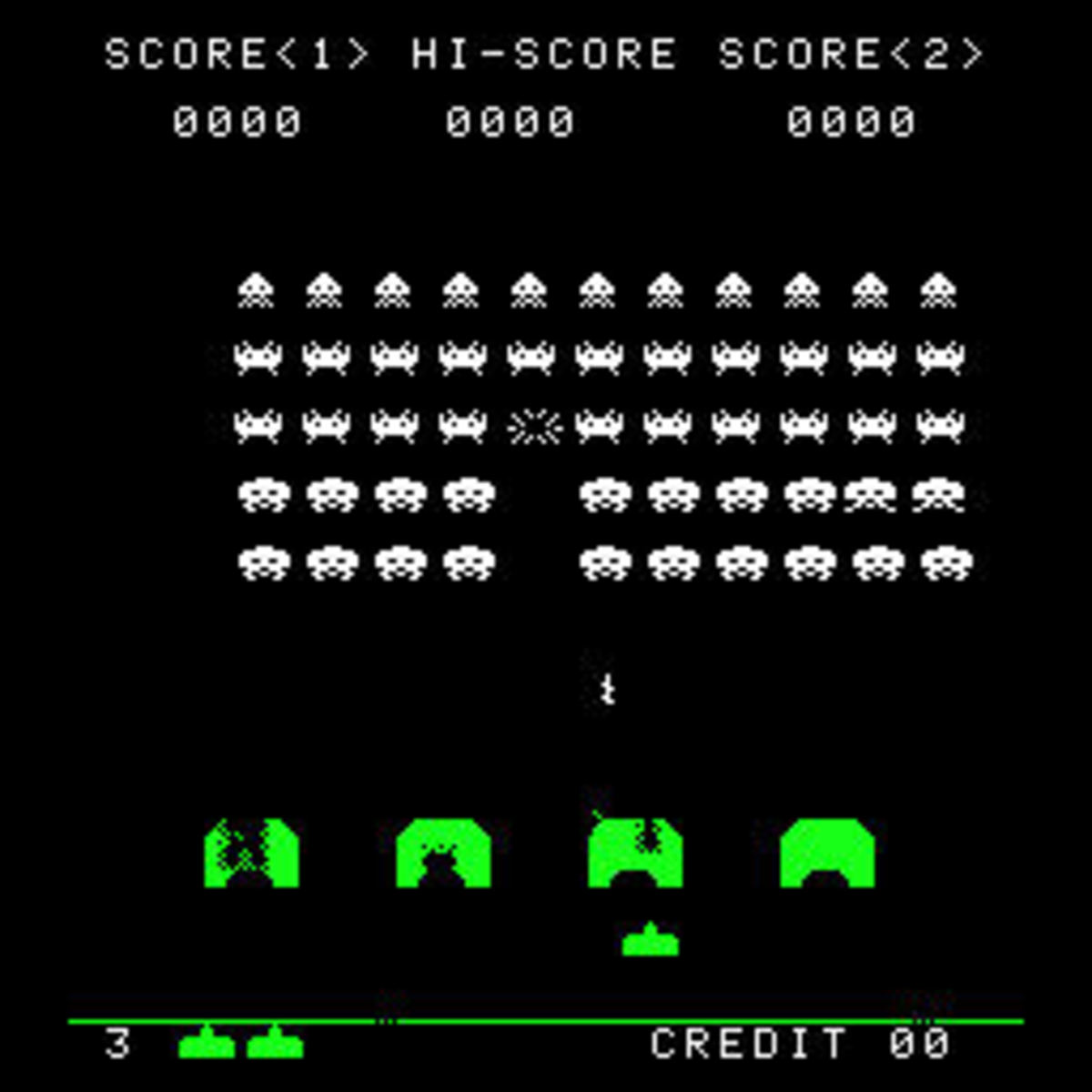 Space Invaders: 1978