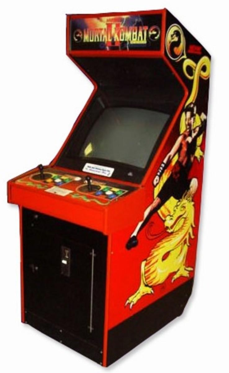 Mortal Kombat II: 1994