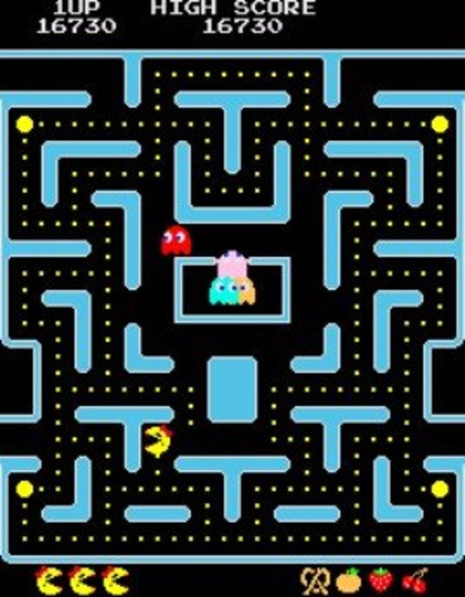 Ms. Pac-Man: 1981