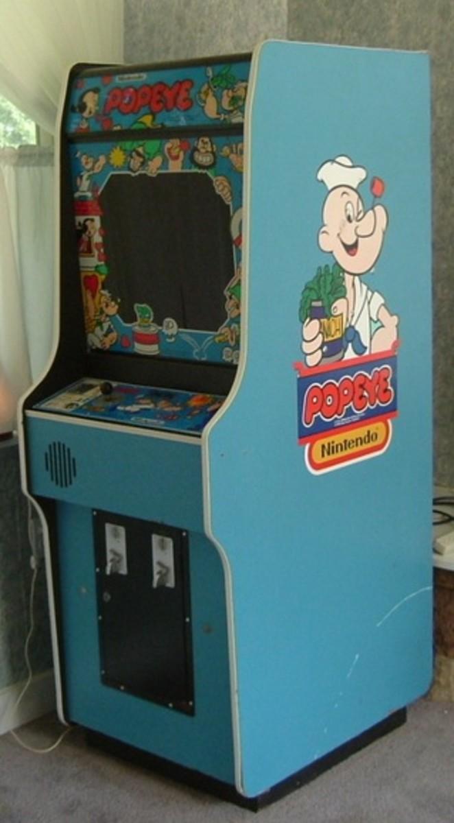 Popeye: 1982