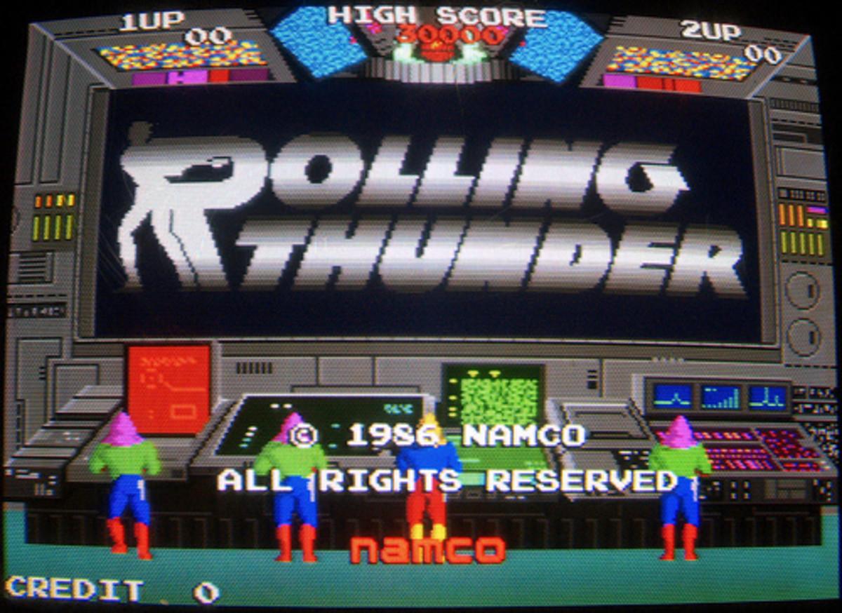Rolling Thunder: 1986
