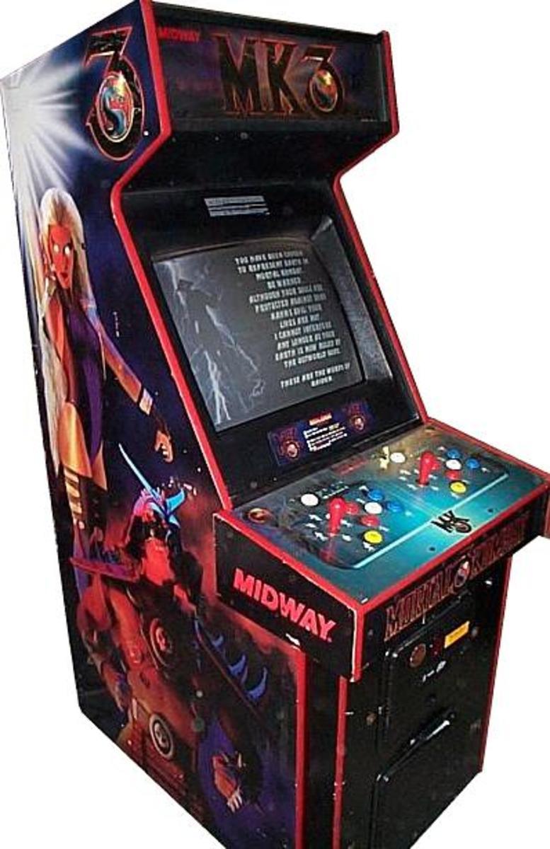 Mortal Kombat III: 1995