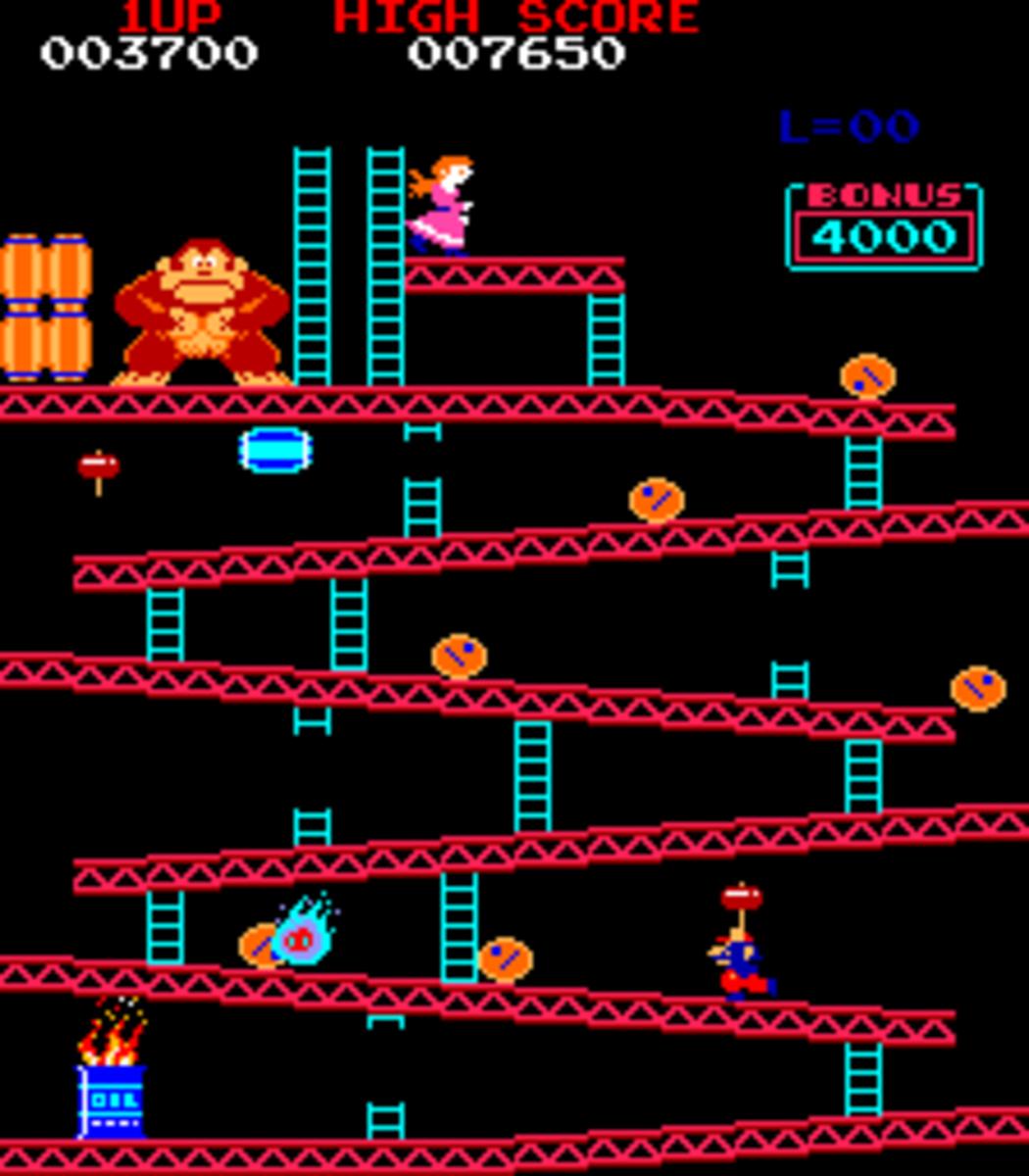 Donkey Kong: 1981