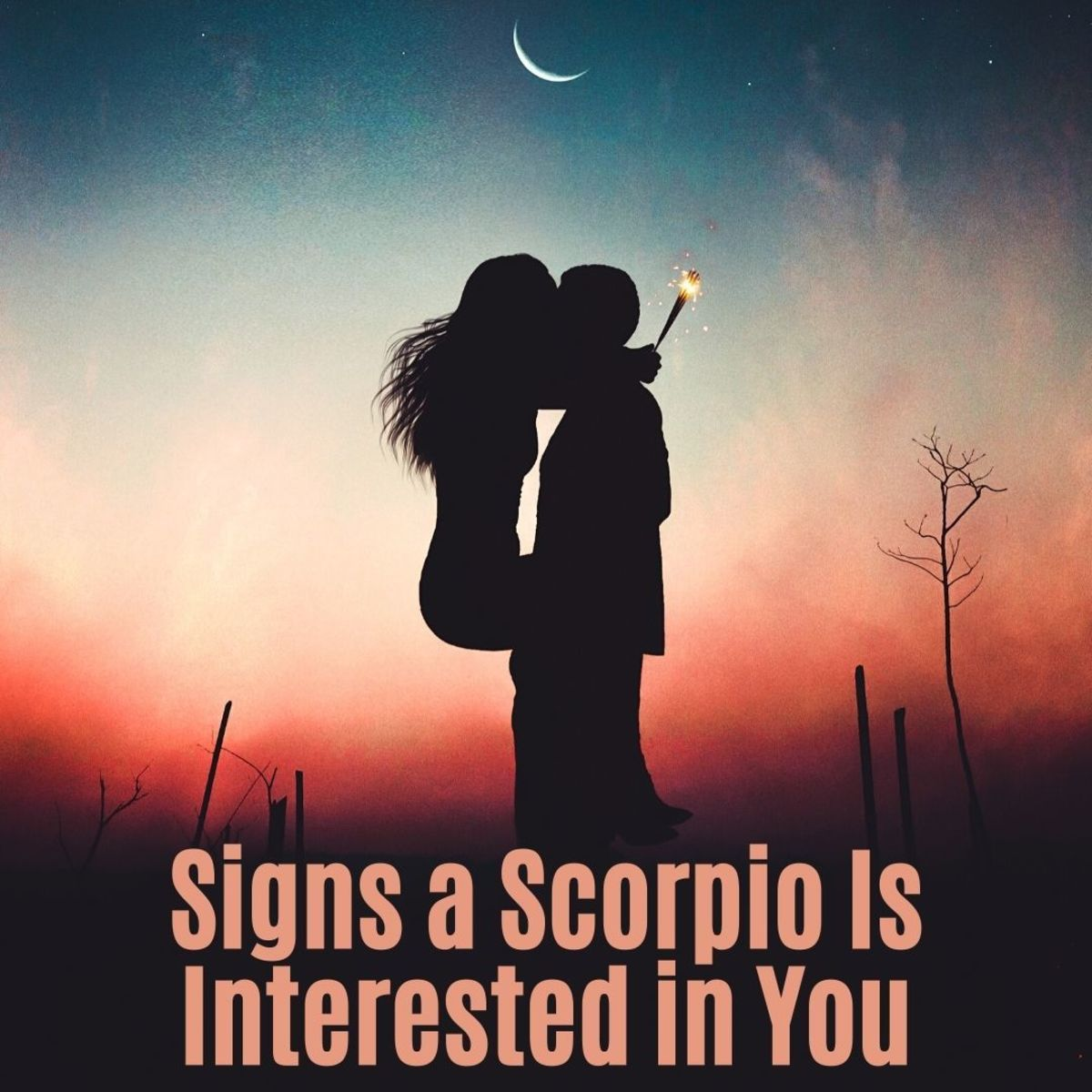 30 Things Scorpios Do When They Have a Crush on You