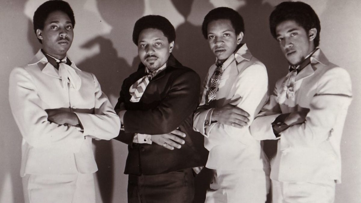 The Meters during their heyday