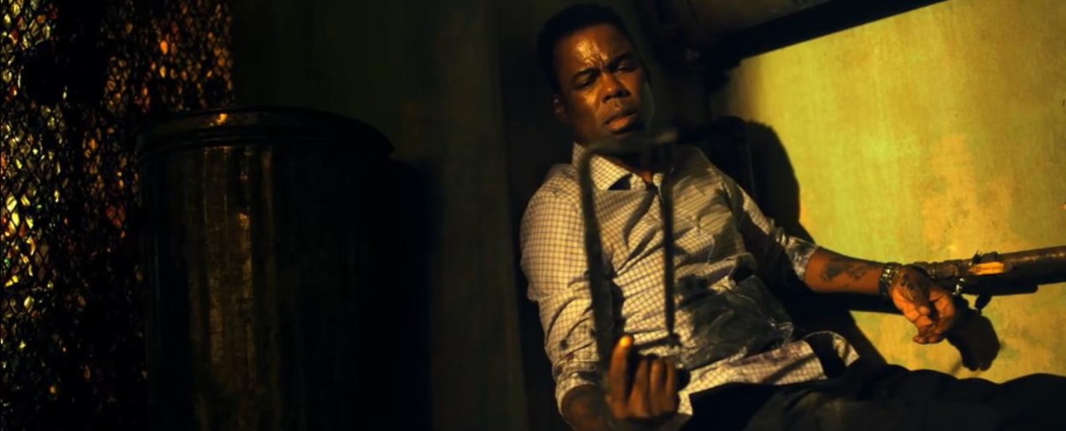 Spiral: From the Book of Saw - Movie Review