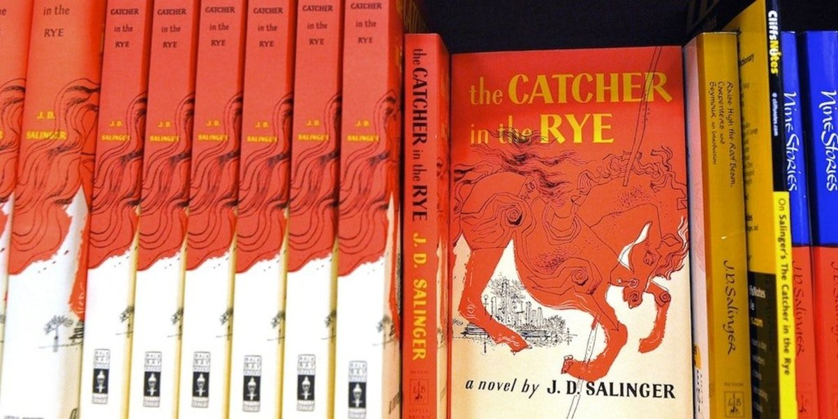 In 1951, J. D. Salinger's controversial novel—Catcher in the Rye—was published.