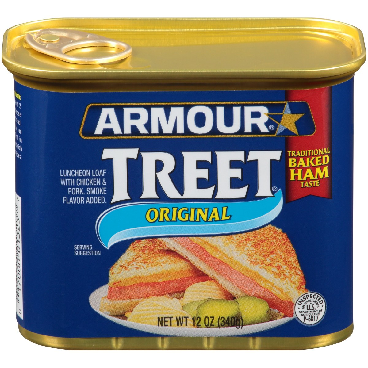 In 1951, Armour Star Treet—a canned meat product similar to SPAM that is made from chicken and pork—was a real crowd-pleaser.