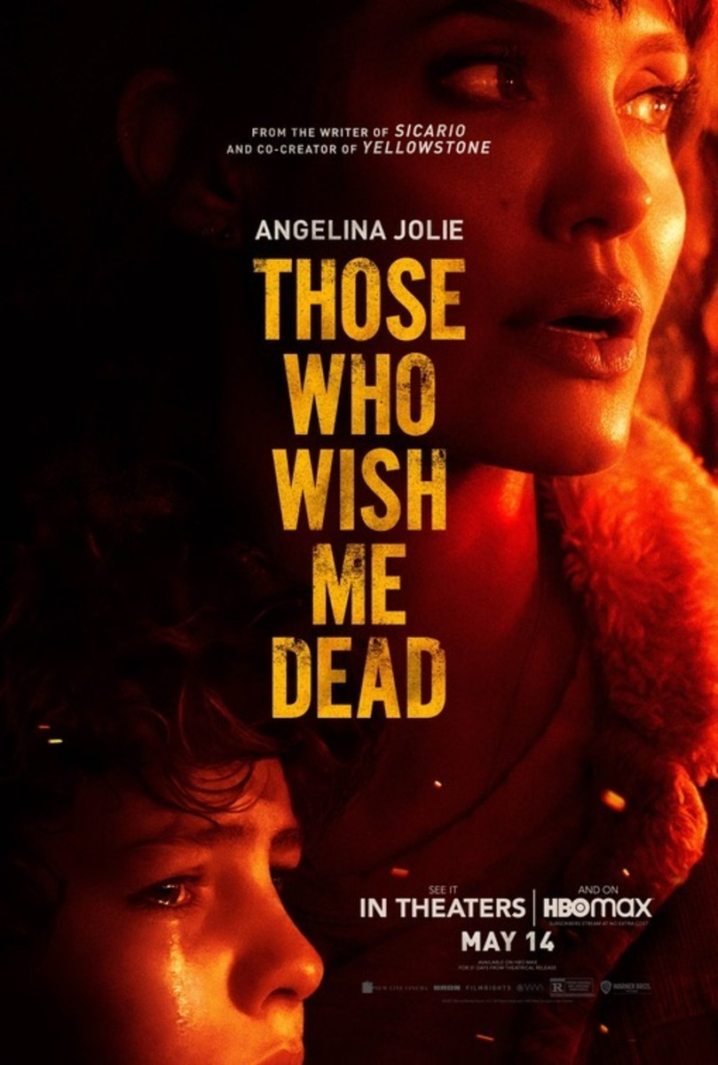 Those Who Wish Me Dead (2021) Movie Review