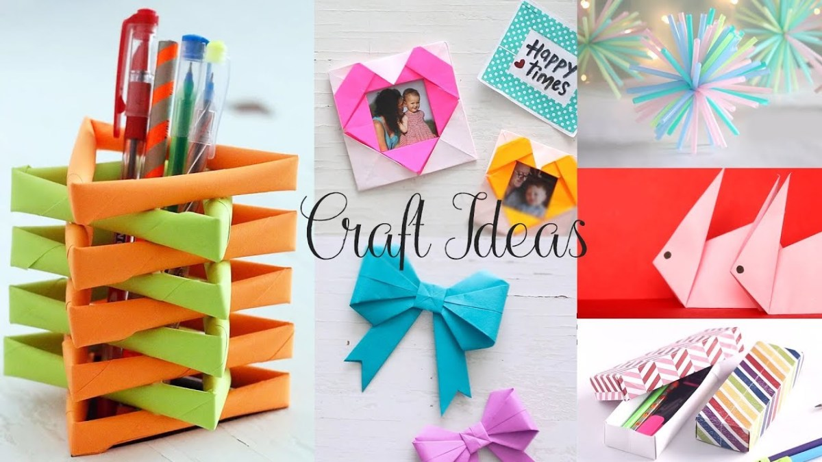 How to Cash in on Crafts Making