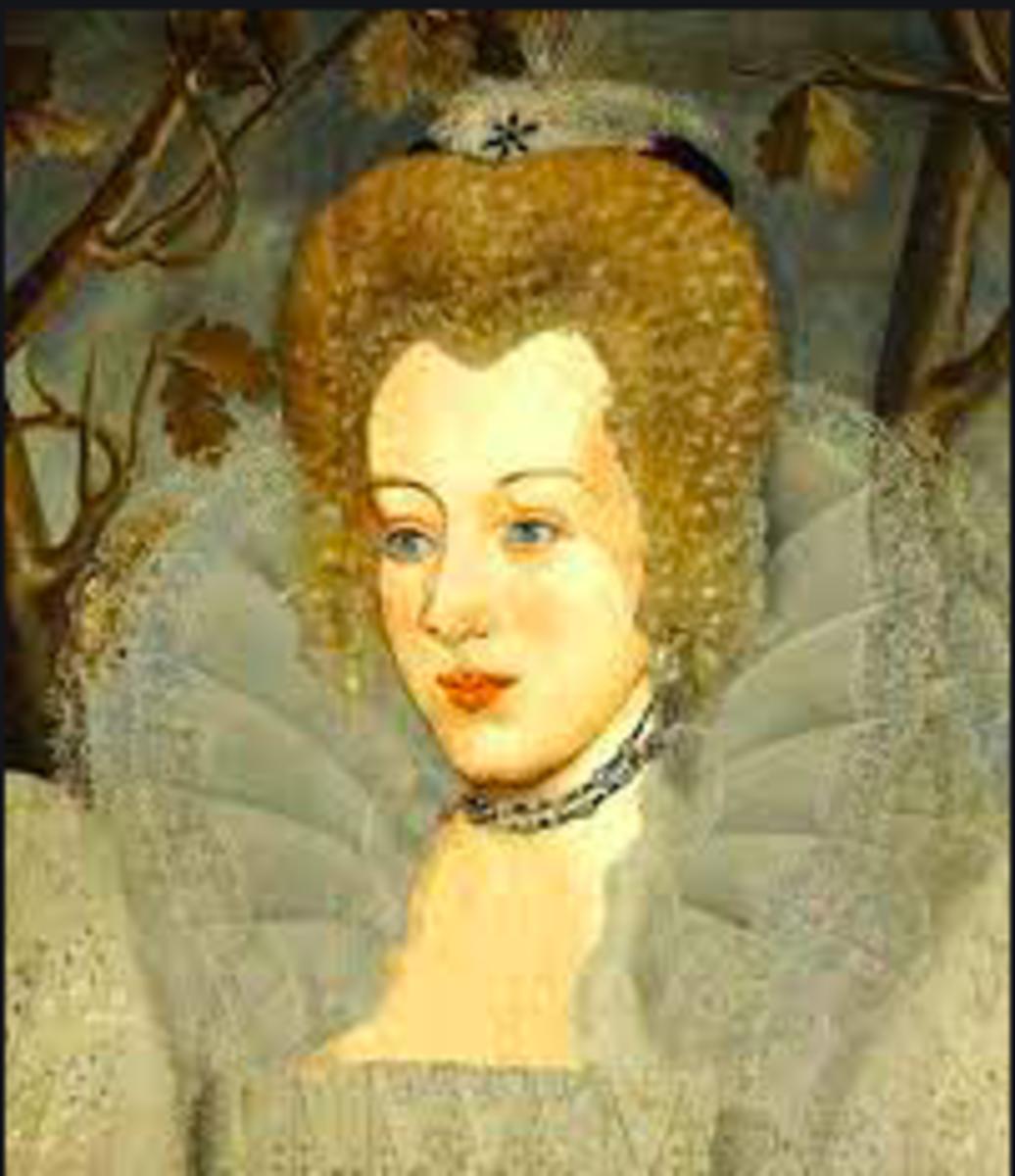 An Imaginative Portrait of Elizabeth Boyle