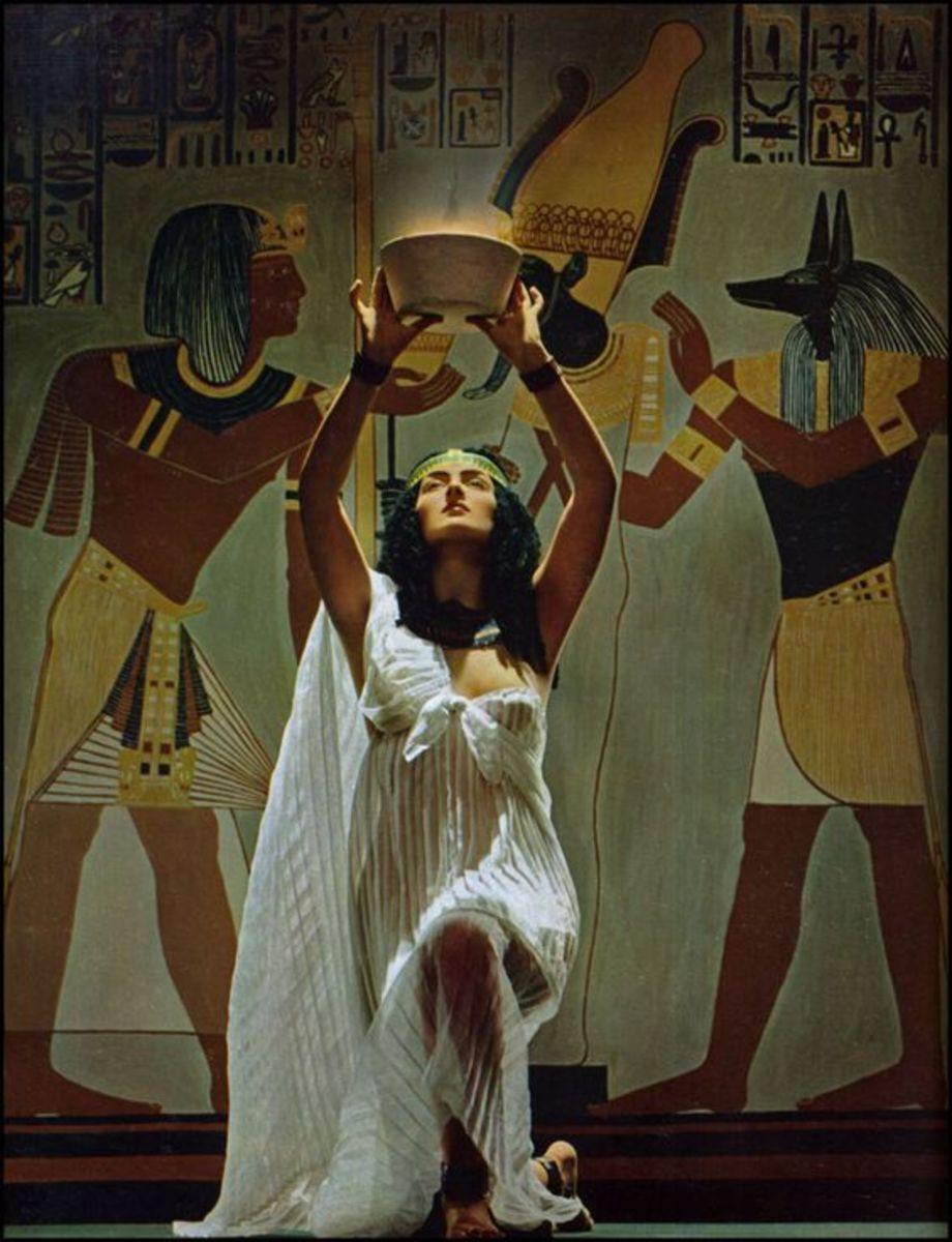 Queen Nefertari, 'The Lady of Grace'
