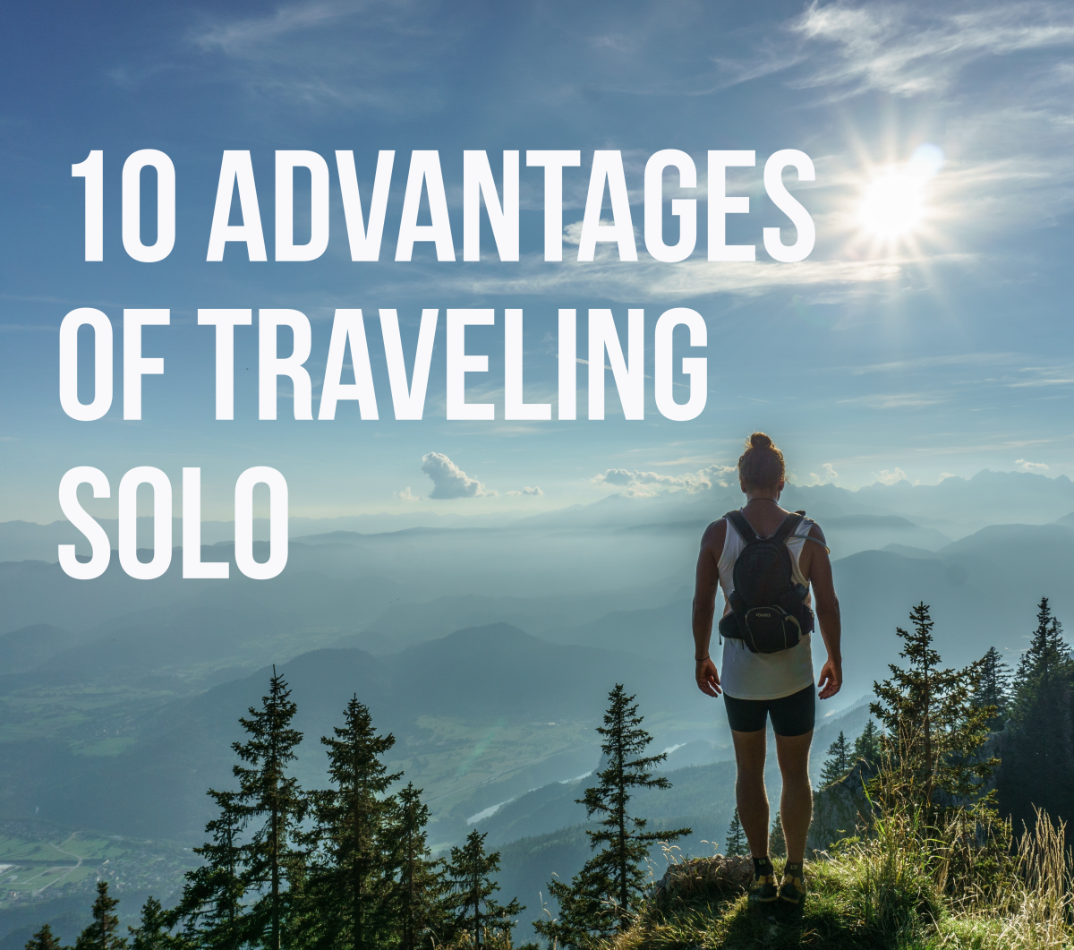 Though traveling solo certainly has its challenges, it also has many benefits. Learn about the best parts of traveling on your own.