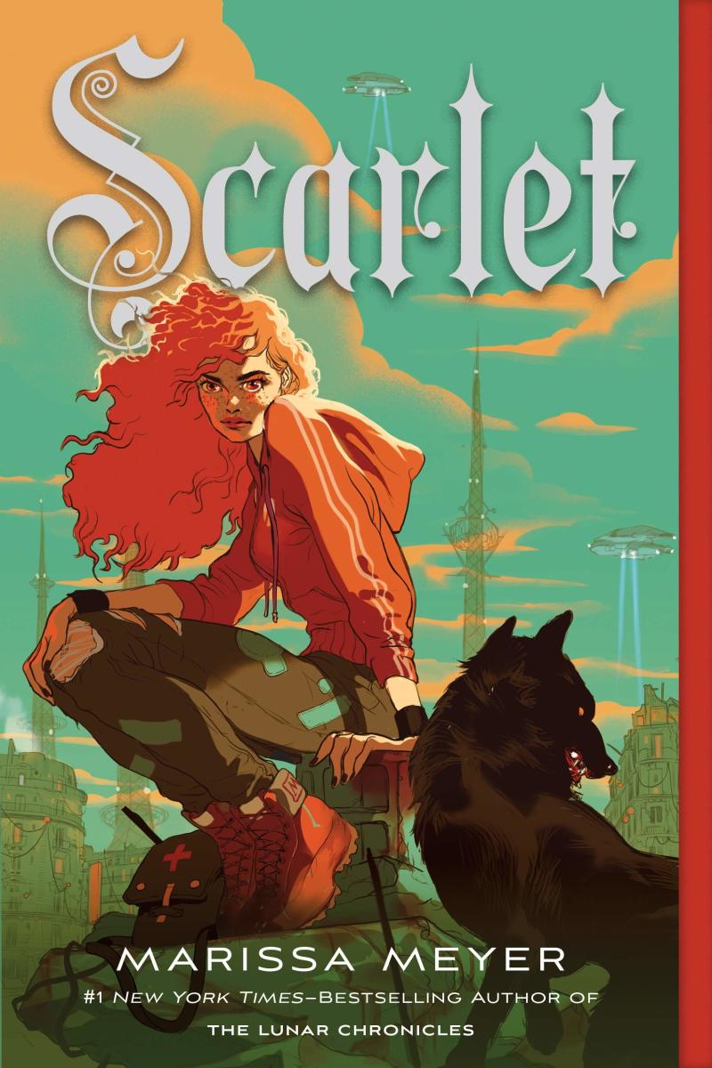 Scarlett: The Red Riding Hood Scifi Remix does Not Have the Same Charm as Cinder, but it's Still Pretty Fun.