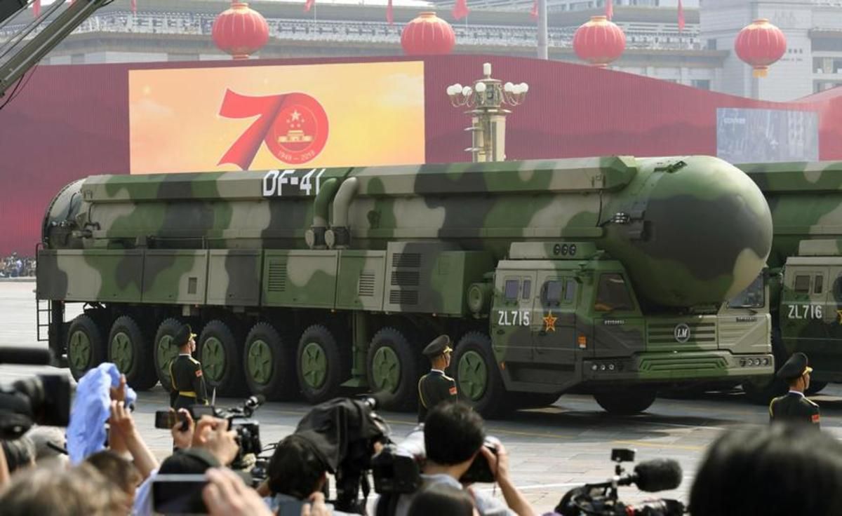 China Threatens Australia With Missiles