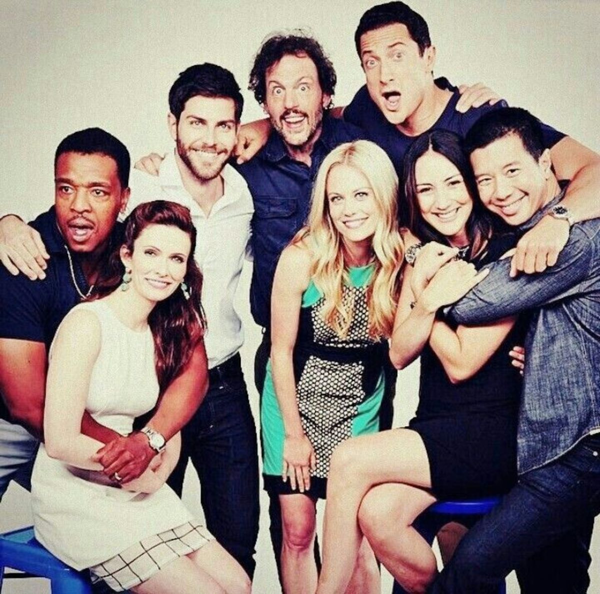 The Grimm Cast off air