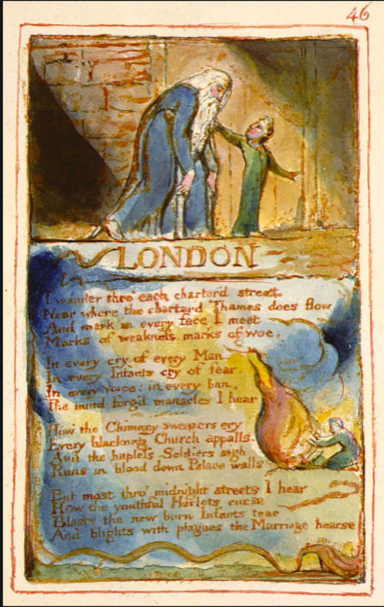 London, William Blake