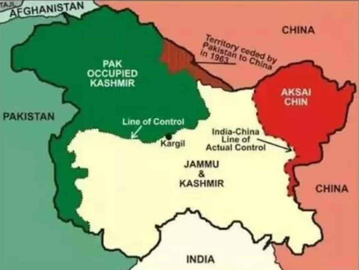 Not Even a Single Gunshot Has Been Fired at the Disputed Sino - Indian Border Since 1975