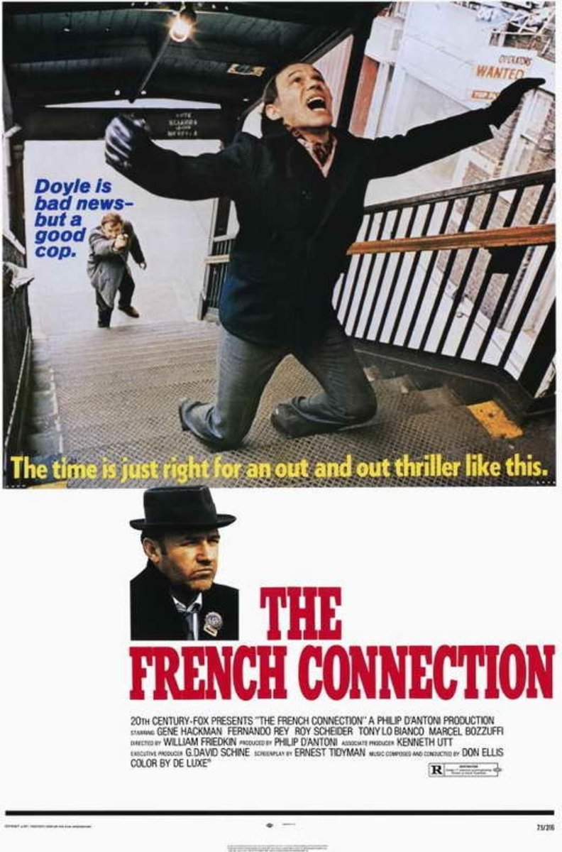 The French Connection (1971) Review