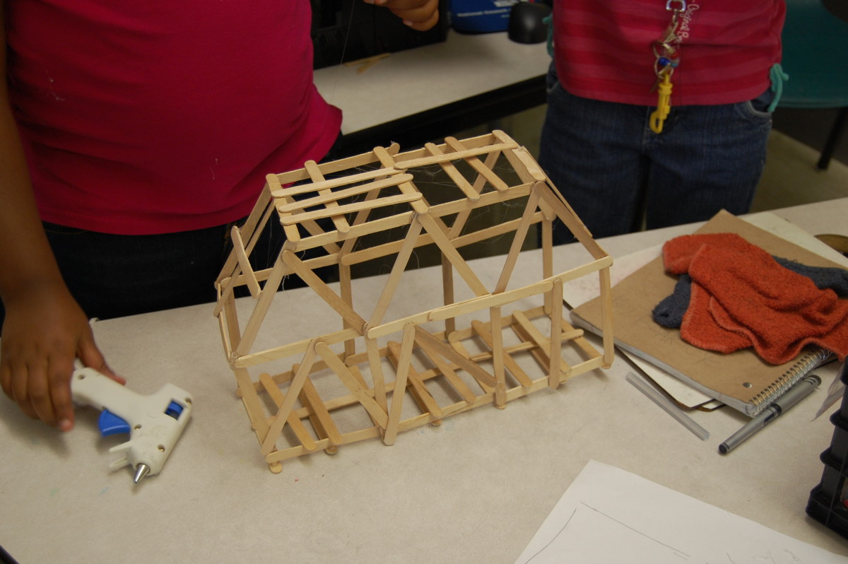 What Is The Best Way To Build A Popscicle Stick Bridge